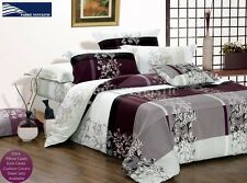 MAISY Queen Size Bed Duvet/Doona/Quilt Cover Set New 100% Cotton
