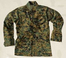 Helikon Woodland Digital camo US MARINES USMC ARMY MARPAT MCCUU Jacke Shirt MR