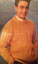 Mens Jumper Kniting Pattern