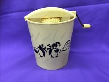 VINTAGE CHILDS ICE CREAM MAKER - WORCESTER TOY COMPANY