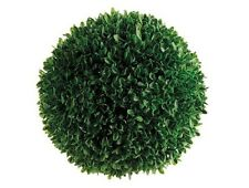 """7"""" Boxwood Ball Artificial Topiary (case of 6) Silk Plant"""