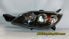 TYC Left Side Halogen Headlight Lamp Assembly for Mazda 3 Hatchback 2004-2009