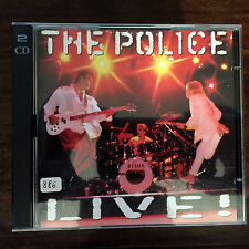 THE POLICE - LIVE! (2CD)