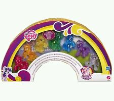 my little pony rainbow collection