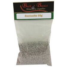 Bentonite for clearing wine 50g - For the Home Brew hobbyist