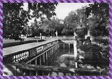 Tarjeta Postal - POSTAL-NIMES - Jardines de la Fuente
