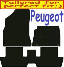 Qualità Deluxe Tappetini per Peugeot 3008 09-17 ** su misura per Perfect Fit;) **