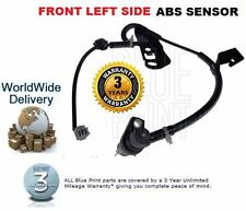 FOR LEXUS IS200 2.0 1999-12/2005 NEW FRONT LEFT SIDE ABS ANTI LOCK BRAKE SENSOR