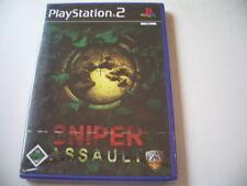 Sniper Assault      (Playstation 2)   Neu   New   Multilingua