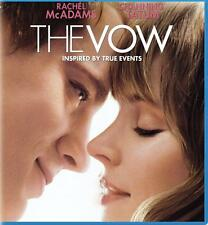 The Vow (Blu-ray 2012) Channing Tatum, Rachel McAdams