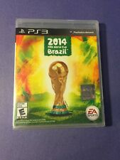 2014 FIFA World Cup Brazil for PS3 NEW