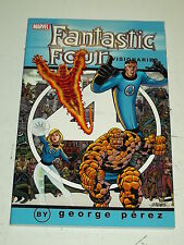 FANTASTIC FOUR VISIONARIES VOL 1 GEORGE PEREZ MARVEL HULK 9780785117254