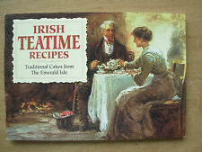 SALMON SERIES - IRISH TEATIME RECIPES - TRADITIONAL CAKES FROM IRELAND