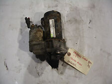 Starter Motor from a 01 Y reg 5dr vauxhall corsa C 1.2