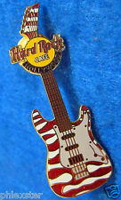 HOLLYWOOD RAGE AGAINST THE MACHINE MEMORABILIA GUITAR SERIES Hard Rock Cafe PIN
