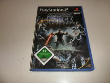 PlayStation 2  Star Wars - The Force Unleashed (8)