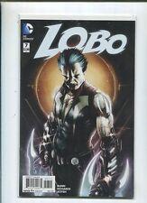 Lobo #7 Bunn Richards Atiyeh    Mint Unread  MD4