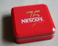 馬來西亞雀巢75週年杯墊 Malaysia Nescafé 75 Years Coaster Set