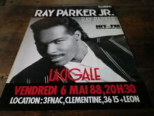 RAY PARKER JR - Publicité de magazine / Advert !!! CONCERT LA CIGALE 88 !!!