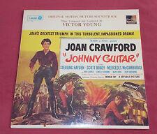 JOHNNY GUITAR LP US  BOF VICTOR YOUNG   FILM DE NICHOLAS RAY