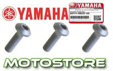 GENUINE REAR DISC ROTOR MOUNT BOLTS SCREWS SET YAMAHA YP 400 MAJESTY 2004-2010