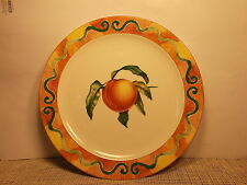 Epoch China Somerville E107 Pattern Round Platter Chop Plate 12 5/8""