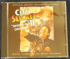 CITY SLICKERS 2 The Legend Of Curly's Gold Original Soundtrack CD (1994) Shaiman