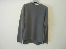 Alexander Wang Crew Neck Wool-Cashmere-Blend Women's Sweater