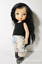 Disney Baby doll clothes Jean suits clothing Animator's collection Princess 16""