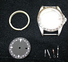 Watch Case Set: 40mm  explorer ii for ETA 2836 GMT Movement or Hangzhou 6460