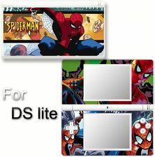 Spiderman SKIN DECAL COVER STICKER for Nintendo DS lite
