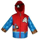 Boys Raincoats! Stephen Joseph Raincoat Jacket Toddler 4T.Kids Raincoats