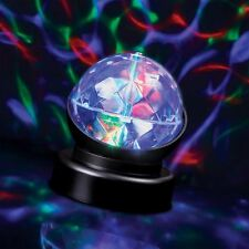 Funky Kaleidoscope Projection Lamp - Night Light Disco Kids