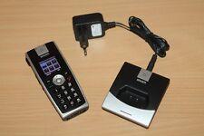 SNOM .. Telephone sans fil / Combiné DECT VoIP Phone  ..Ref: M9R ..  * Occasion