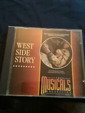 The musicals Collection, West Side Story 1993 Cd
