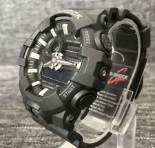 CASIO G SHOCK GA-700-1B BLACK XLARGE ANALOG & DIGITAL WR 200M BRAND NEW