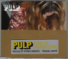 Pulp Maxi CD This Is Hardcore - England (M/M)