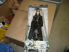 Matrix Movie Trinity 11 inch Action Figure by N2 Toys New 2000