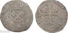 Comtat Venaissin, Clément VIII, douzain, 1600 - 48