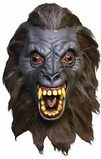 Halloween AWL AMERICAN WEREWOLF IN LONDON DEMON LATEX DELUXE MASK Haunted House