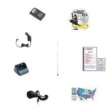 Yaesu VX-6R Accessory Pack Bundle