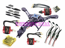 HJ-Y3 GF Tricopter 3-axis Multicopter Frame W/CC3D Flight Controller motor ESC