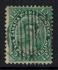 Canada SG# 41 (Scotts # 18) Used - Blue Green - 072416