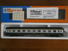 ROCO HO 44611 SNCF voiture UIC 1è cl livrée 160 toit bas