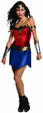 Adult Wonder Woman Costume Batman v Superman Dawn of Justice Adult Size Medium