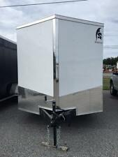 2017 7x14TA Enclosed Cargo Trailer **WARRANTY**