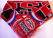PSV Eindhoven Football Scarves New from Superior Acrylic Yarns