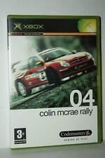 COLIN MCRAE RALLY 04 GIOCO USATO OTTIMO XBOX EDIZIONE ITALIANA PAL CC4 41715