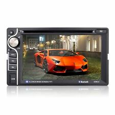 "6.2"" HD Double 2 Din In Dash Touch Car Stereo DVD Player Radio FM MP4 MP5"