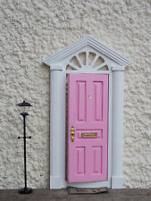 PINK FAIRY DOOR THAT OPENS WOODEN - (LET THE FAIRIES IN) BRAND NEW & PACKAGED